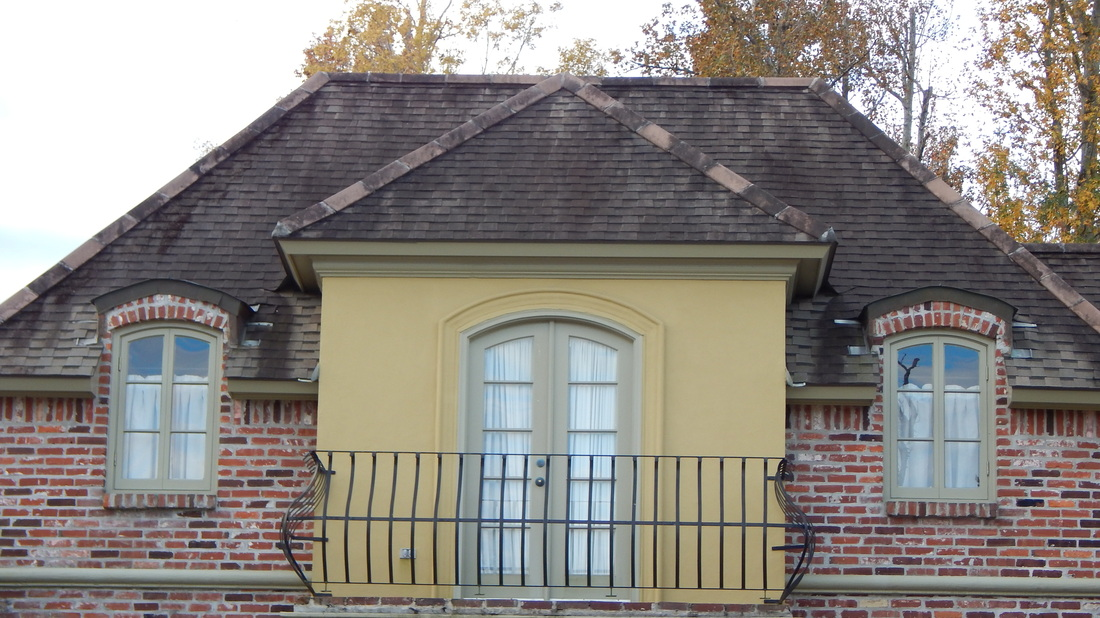 Cajun Soft Wash house exterior cleaning soft power wash exterior brick
