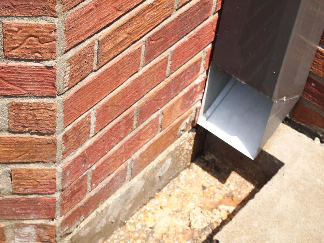 Cajun Soft Wash other cleaning work after exterior house stains steel metal brick